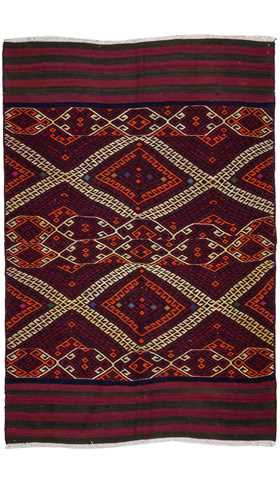Tribal Decorative Kilim Rug