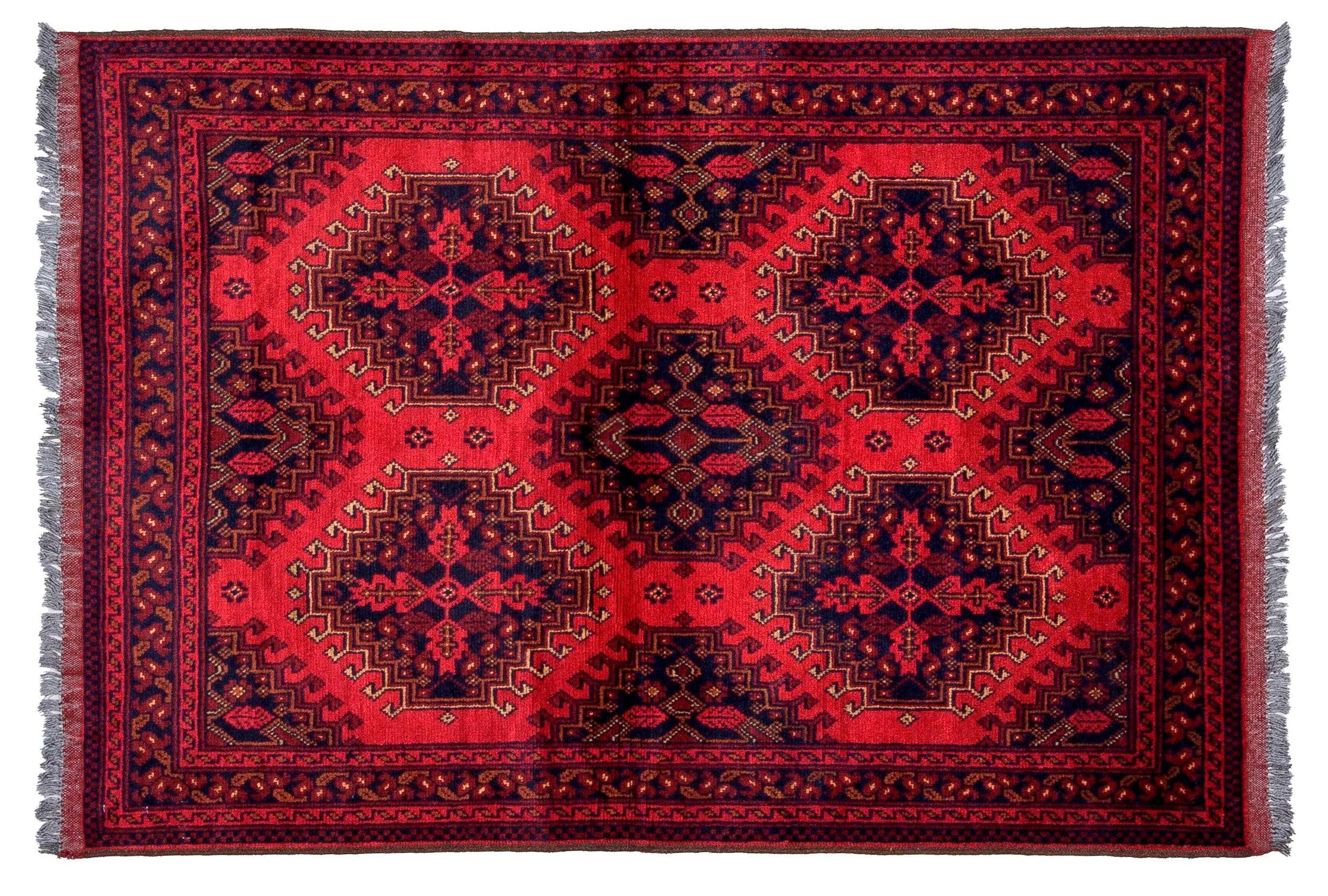 Afghan Rug 2922