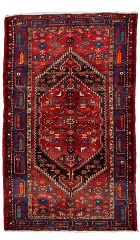 Early 20th Century Karaja Heriz Rug