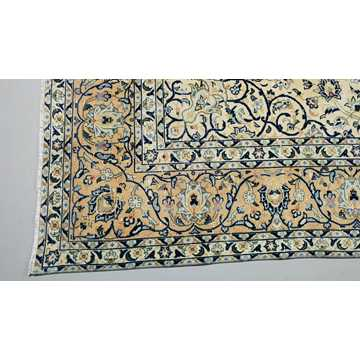 Persian Vintage Area Rug-5871 detail 5