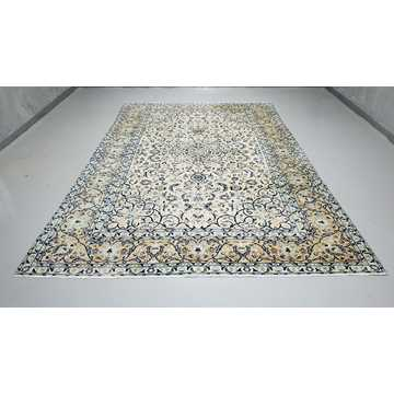 Persian Vintage Area Rug-5871 detail 2