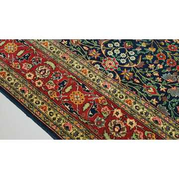 Turkish Hereke Rug-6424 detail 3